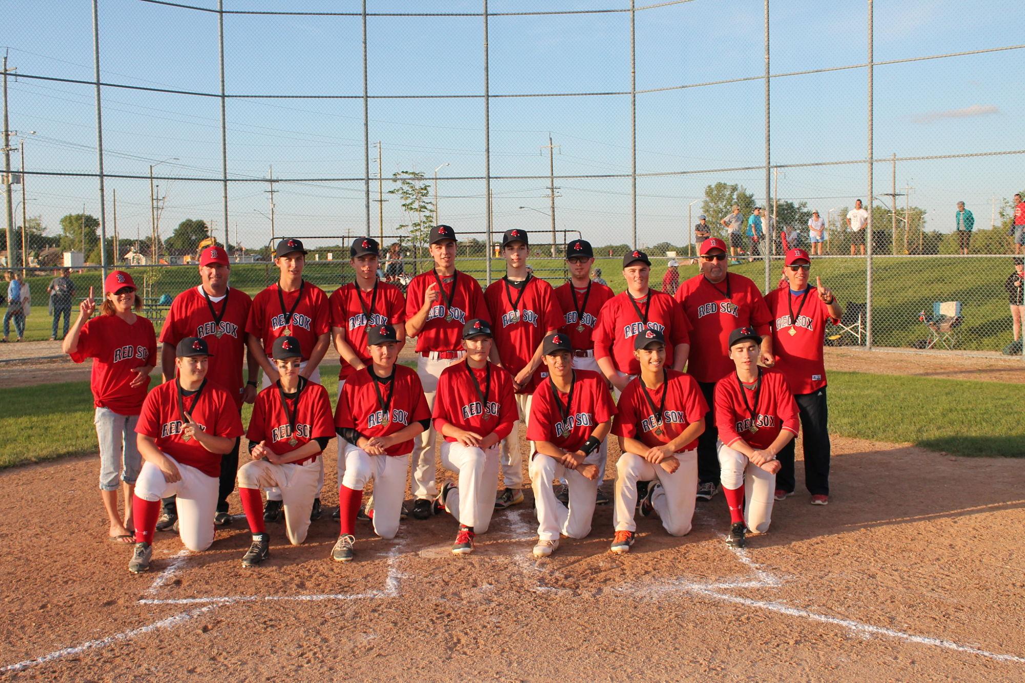 Bonivital Minor Baseball Association - Winnipeg, Manitoba