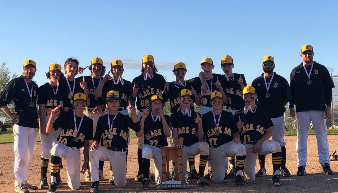 Bonivital Minor Baseball Association Winnipeg Manitoba